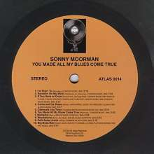 Sonny Moorman: You Made All My Blues Come True, CD