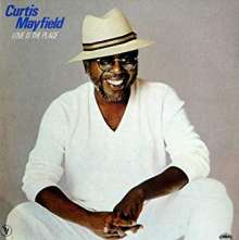 Curtis Mayfield: Love Is The Place, CD