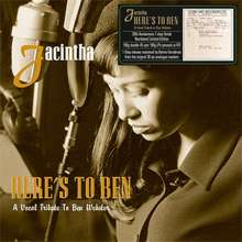 Jacintha (geb. 1957): Here's To Ben: A Vocal Tribute To Ben Webster (remastered) (180g) (One-Step Plating) (Limited-Numbered-Edition) (45 RPM), 2 LPs
