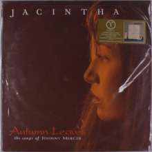 Jacintha (geb. 1957): Autumn Leaves - The Songs Of Johnny Mercer (180g) (Limited-Numbered-Edition) (45 RPM), 2 LPs