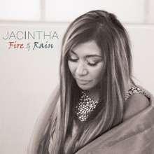 Jacintha (geb. 1957): Fire & Rain (180g) (45 RPM), 2 LPs