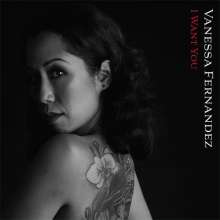 Vanessa Fernandez: I Want You, Super Audio CD