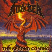Attacker: The Second Coming, CD
