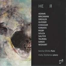 Iwona Glinka - HE, CD