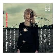 Janning Trumann: Rise Beyond, CD