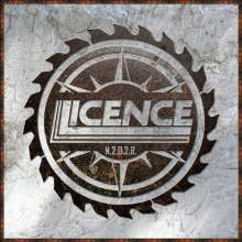Licence: N.2.O.2.R (Never To Old To Rock), CD