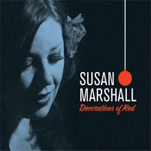Susan Marshall: Decorations Of Red, CD