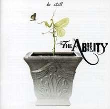 Ability: Be Still, CD