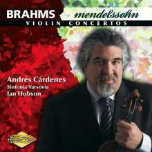 Brahms / Mendelssohn /: Violin Concertos, CD