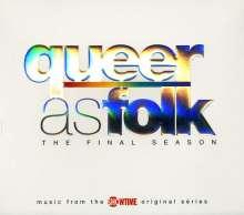 Filmmusik: Queer As Folk - Final Season, CD