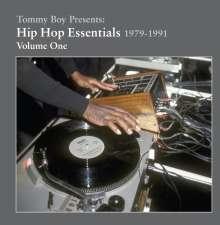 Hip Hop Essentials Vol. 1, CD
