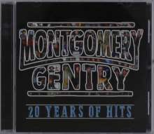 Montgomery Gentry: 20 Years Of Hits, CD