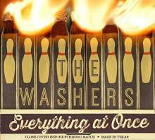 Washers: Everything At Once, CD