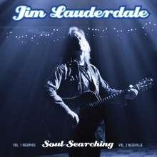 Jim Lauderdale: Soul Searching: Vol 1. Memphis / Vol 2. Nashville, 2 CDs