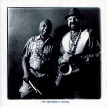 Ed Thigpen (1930-2010): The Element Of Swing, CD