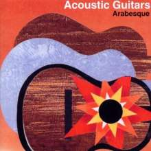Acoustic Guitars: Arabesque, CD