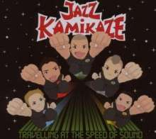 Jazzkamikaze: Travelling At The Speed Of Sound, CD
