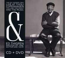 Ed Thigpen (1930-2010): Live At Tivoli..(CD + DVD), CD