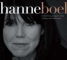 Hanne Boel: I Think It's Going To Rain, CD