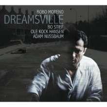 Bobo Moreno: Dreamsville, CD