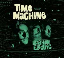 Ibrahim Electric: Time Machine, CD