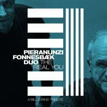 Enrico Pieranunzi & Thomas Fonnesbæk: The Real You, LP