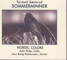 Tormod Saeverud (geb. 1938): Kammermusik für Cello & Gitarre, CD