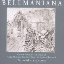 Erling Möldrup - Bellmaniana, CD