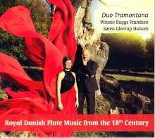 Duo Tramontana - Royal Danish Flute Music from the 18th Century, CD