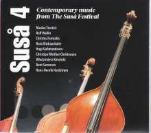 Contemporary music from the Susa Festival, CD