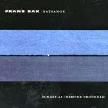 Frans Bak: Natsange, CD