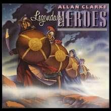 Allan Clarke: Legendary Heroes, CD