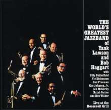 World's Greatest Jazz Band: Live At The Roosevelt Grill, CD