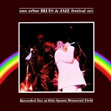 Ann Arbor Blues & Jazz Festival 1972, 2 CDs
