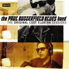 Paul Butterfield: The Original Lost Elektra Sessions, CD