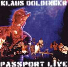 Passport / Klaus Doldinger: Passport Live, CD