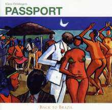 Passport / Klaus Doldinger: Back To Brazil +2, CD