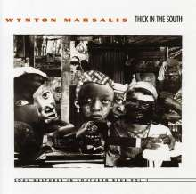 Wynton Marsalis (geb. 1961): Thick In The Snow: Soul Gestures in Southern Blue Vol.1, CD