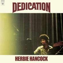 Herbie Hancock (geb. 1940): Dedication, LP