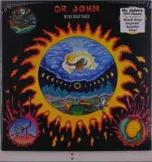 Dr. John: In The Right Place (Splatter Vinyl), LP