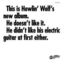 Howlin' Wolf: Howlin' Wolf Album, LP