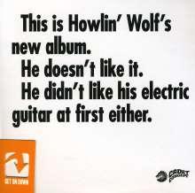 Howlin' Wolf: The Howlin' Wolf Album, CD