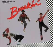 Breakin': Filmmusik: Soundtrack, CD