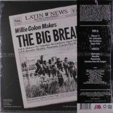 Willie Colón: Wanted By FBI / The Big Break - La Gran Fuga, LP