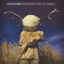 Evil Blizzard: Everybody Come To Church (180g) (Limited-Edition) (Red Vinyl), LP