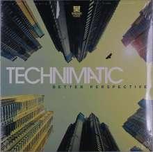 Technimatic: Better Perspective, 2 LPs