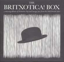 The Britxotica Box!, 3 CDs