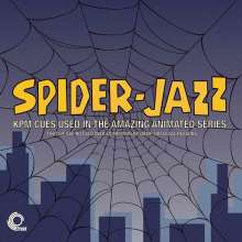 Filmmusik: Spider Jazz: KPM Cues Used In The Amazing Animated Series, LP