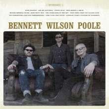 Bennett Wilson Poole: Bennett Wilson Poole, CD