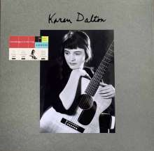 Karen Dalton: The Karen Dalton Archives Box, 3 LPs
